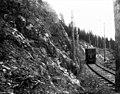 Trikk på Holmenkollbanen 1898 - Oslo Museum - OB.NW0661.jpg