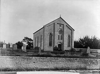Trinity Chapel (CM), St. Clears