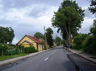 Troškūnai - Image: Troškūnai
