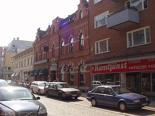 Sexsida Borgholm