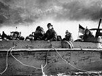Troops and crew of LCVP off the Normandy beaches 6 June 1944.jpg