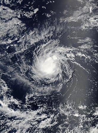 2006 Pacific hurricane season - Image: Tropical Storm Fabio 2006