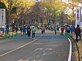 Tsukuba Marathon start after 20 minites.jpg