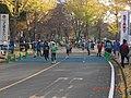 Tsukuba Marathon start after 20 minites.jpg