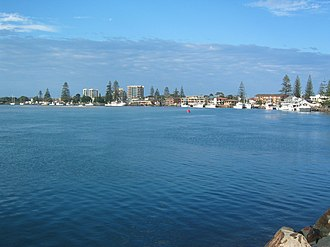 Tuncurry, New South Wales - Image: Tuncurry NSW