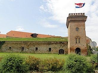 Tvrđa - Image: Tvrđa Fortress
