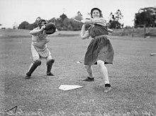 women in baseball: