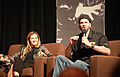 Tyler Mane and Scout Taylor-Compton (15853032068).jpg