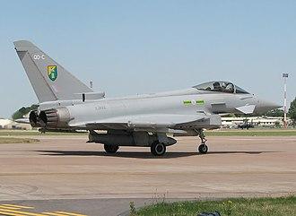 No. 3 Squadron RAF - 3 Squadron Typhoon F2