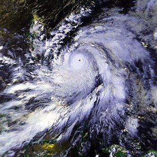Typhoon Babs (1998) Pacific typhoon in 1998