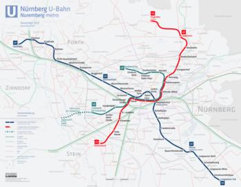 Nuremberg U Bahn Wikipedia