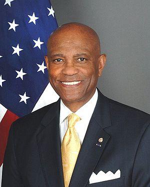 Alfonso E. Lenhardt - Image: U.S. Ambassador to Tanzania Alfonso E. Lenhardt