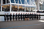 U.S. Army Band awaits President Obama's arrival 130121-Z-QU230-171.jpg