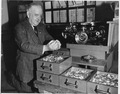 U.S. Mint at Frisco Makes Coins for China - NARA - 296602.tif