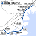 ULine KaiganLine Map.png