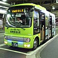 UMEGLE-Bus at Night in 201409.JPG