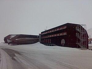 University Centre in Svalbard - Image: UNIS01