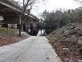 US41 Wayside Park, Hamilton County, Suwannee River boat ramp.JPG