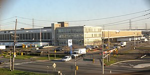 Sectional center facility - SCF in Kearny, New Jersey
