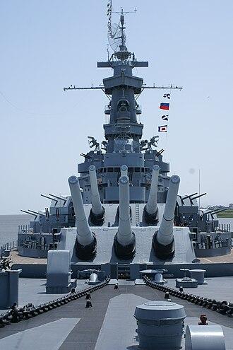 Battleship Memorial Park - Image: USS Alabama