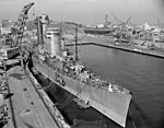 USS Chicago (CG-11) during conversion at San Francisco Navy Yard 1960.jpg