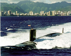 Image illustrative de l'article USS Columbus (SSN-762)