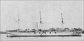 USS Contoocook (1864) - Image: USS Contoocook