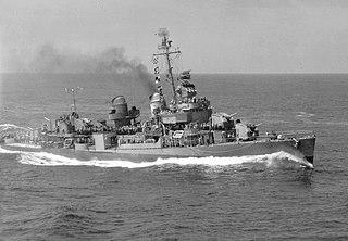 USS <i>Schroeder</i> (DD-501)