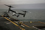 USS Wasp conducts flight operations. (25962943165).jpg