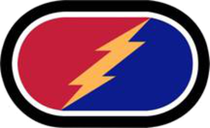 4th Brigade Combat Team (Airborne), 25th Infantry Division - Image: US Army 4th Bde 25th ID Trimming