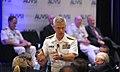 US Navy 110818-N-PO203-205 Rear Adm. Matthew Klunder, Director of Intelligence, Surveillance and Reconnaissance Capabilities, addresses attendees o.jpg