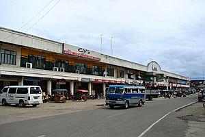 Ubay, Bohol - Public market