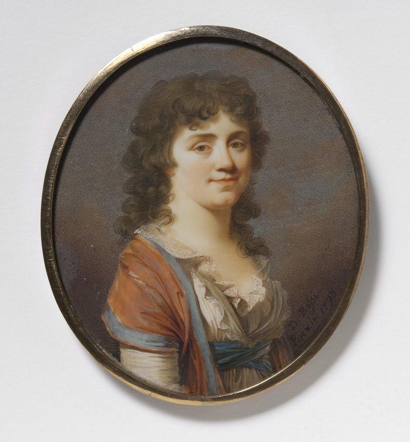 Ulrica Scharp (1743-1839), f Liedman (Giovanni Domenico Bossi) - Nationalmuseum - 24797.tif