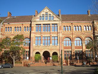 Ultimo, New South Wales - Sydney Institute of TAFE, Harris Street