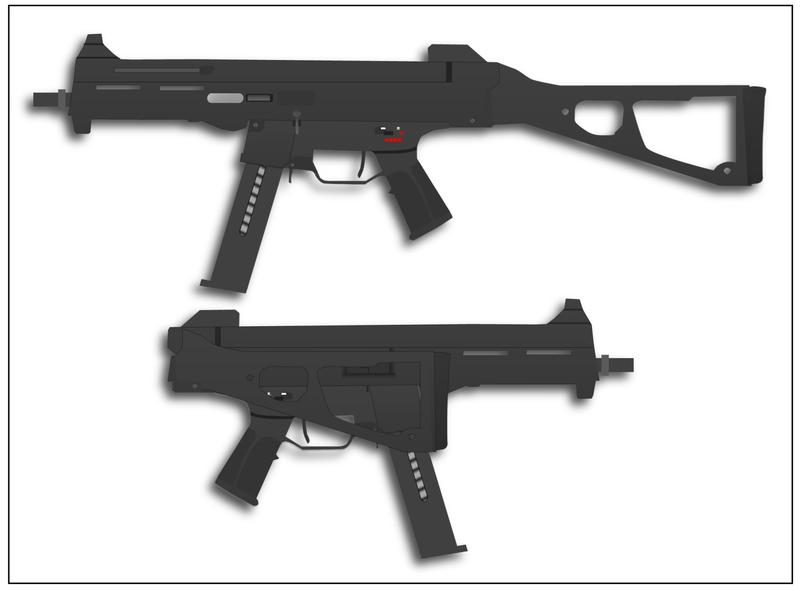 Pistolet Mitrailleur 800px-Ump-side