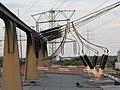 Umspannwerk Recklinghausen Dach 110 kV DE 2011.jpg