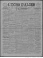 Une de L'Echo d'Alger 18 mai 1916.png