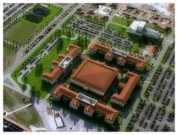 United States Army Installation Management Command HQ Rendering