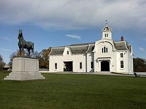 University of Vermont Morgan Horse Farm - Image: University of Vermont Morgan Horse Farm 2012 10 18 20 19 37