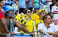 Uruguay - Costa Rica FIFA World Cup 2013 (2014-06-14; fans) 13.jpg