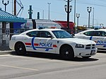 Utah Transit Authority police cars, Jul 16.jpg