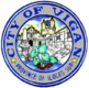Official seal of Vigan