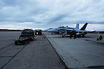 VMFA-122 Ordnance Marines keep Hornets armed in any weather 140903-M-RQ061-003.jpg