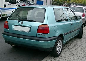 VW Golf 3 rear 20071002.jpg