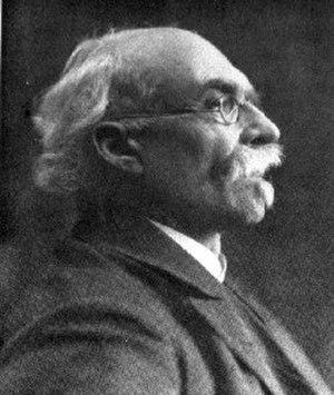 Hans Vaihinger - Image: Vaihinger