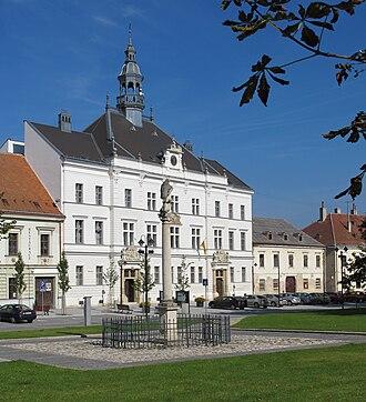 Valtice - Town hall