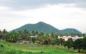 Vandalur - Vandalur Hills