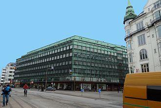 Ole Falkentorp - Ved Vesterport office building, Copenhagen (1930-32)