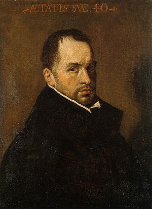Francisco de Rioja - Possibly portrait by Velazquez