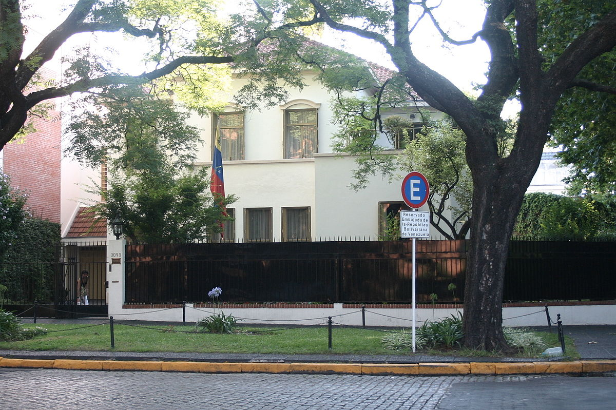 List of diplomatic missions of Venezuela